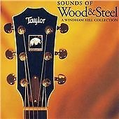 Various Artists - Sounds of Wood and Steel (CD 2012) Windham Hill