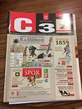 C3i Nr 15 - GMT GAMES - Magazine only - no inserts!
