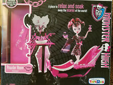 MH Powder room (Draculaura), New/Box (doll is removed)