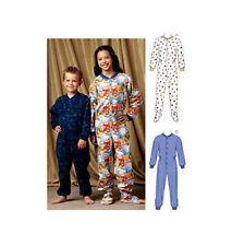 NEW | Kwik Sew Childrens Sewing Pattern 3714 Pyjamas | Onesies | FREE SHIPPING