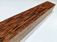 "South American Cabbage Bark / Andira wood turning blank 2"" x 2"" x 12"""