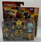 Transformers War For Cybertron Buzzworthy Bumblebee Spike Witwicky 2-Pack Figure