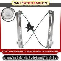 Front Driver Window Regulator For Dodge Grand Caravan Chrysler Ram 68030655AA