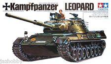 Tamiya 35064 1/35 Scale Model Kit West German Medium Tank Kampfpanzer Leopard