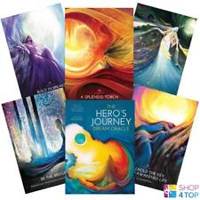THE HERO'S JOURNEY DREAM ORACLE DECK CARDS SULLIVAN RASOULI BLUE ANGEL NEW