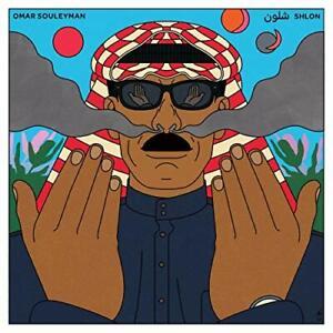 Omar Souleyman-Shlon CD NEW