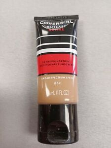 Covergirl Outlast Active 24 Hr Foundation SPF 20 No 862 Natural Tan