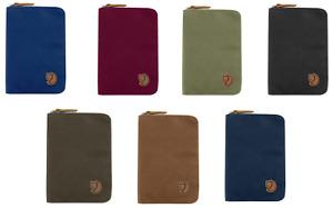 Fjallraven Kanken Unisex Passport Wallet(Grey, Chestnut, Navy, Plum,Olive,Green)