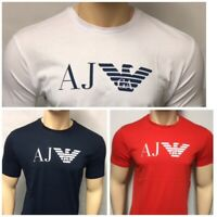 Armani Jeans AJ Logo Short Sleeve T-Shirt *** Favorite Colour