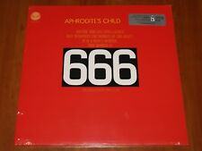APHRODITE'S CHILD 666 ALBUM 2x LP *LTD* MOV 180g AUDIOPHILE PRESS VINYL EU New