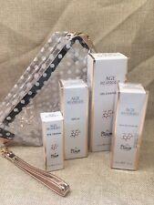 Farmasi Dr. C.Tuna Age Reversist Cleanser Serum Eye Cream Moisturizer Bag Set