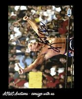 Autographed Photo - Kurt Angle - WWE Hall of Fame - BAS Certified