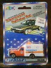 Welly 1:64 Emergency Vehicles Ambulance Rescue #90