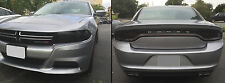 15-18 DODGE CHARGER PRECUT SMOKED TAILLIGHT / HEADLIGHT / SIDEMARKER TINT COVERS
