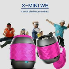 X-mini WE Mini Portable Speaker Rechargeable Bluetooth Speaker with Mic hq