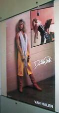 David Lee Roth Van Halen Vintage Poster Last one