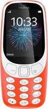 Nokia 3310 retro Dual SIM Bluetooth 6,1 cm 2,4 Zoll Nokia S30+ 2,0 MP NEU OVP