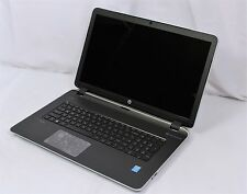 "New HP 17-f113dx 17.3"" Laptop Intel Dual Core i5-4210u 4GB 750GB Win 8.1 Webcam"