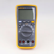 Fluke 17B+ Auto Range Digital Probe Multimeter Meter Temperature & Frequency New