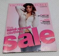 2007 Victoria's Secret Catalog Semi-Annual Clothing Sale Vol 1 Miranda Kerr