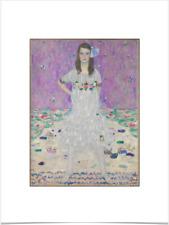 GUSTAV KLIMT MADA PRIMAVESI LIMITED EDITION BIG BORDERS ART PRINT 18X24 purple