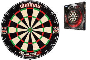 WINMAU Blade 5 Bristle Dartboard Dartscheibe