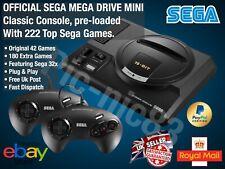 SEGA Mega Drive Mini HD Console - Black