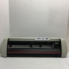 28 Sc Vinyl Cutter Plotter Machine Works Great