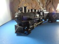 AMERICAN FLYER 4-4-0 STEAM LOCO No L2002 ERIE TENDER  LAYOUT TESTED 5-55-14