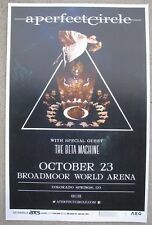 A Perfect Circle Broadmoor Colorado Springs, Colorado 11x17 Promo Concert Poster