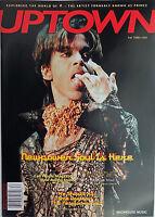 PRINCE Magazine - UPTOWN # 34 New Power Soul album Prince Speak #5 98 Tour NEW
