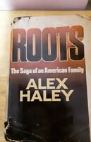 Roots : The Saga of an American Family by Alex Haley 1976