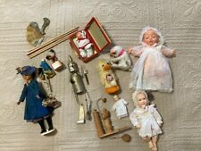 Mary Poppins, Tin Man, Uneeda Doll, Wind Up Toys and More Assortment - Vintage