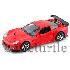 "RMZ City 5"" 2009 Chevrolet Corvette C6 R Diecast Toy Car 1:32 555003 Red"