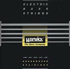 WARWICK BLACK LABEL 40300 ML Bass-Saiten 5-str. 040-130 Strings NEU! OVP!