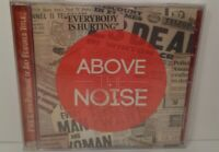 ABOVE THE NOISE 2014 Compilation 12 Christian Artists Promo CD SEALED