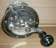 Vintage Pflueger Oceanic No. 2817 Surf Casting Reel, circa early 1900's. Usa