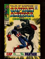 """TALES OF SUSPENSE #98 (9.0)  """"The Warrior And The Whip!"""""""