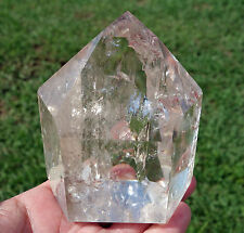 Stunning Smokey Quartz Crystal Point with Awesome Internal Mineral Phantom