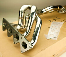 """BRAND NEW STAINLESS STEEL RENAULT CLIO SPORT 172 / 182  EXHAUST MANIFOLD 2.5"""""""