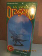 Julie Suthries D&D Blue Dragon Abenteuerfigur in OVP New Grenadier NR:9909