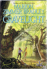 Gravelight by Marion Zimmer Bradley (1997, Hardcover, Bookclub Edition, Tor)