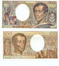 Gertbrolen  200 Francs MONTESQUIEU  de 1992  N.125