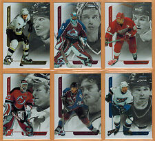 2003-04 , ITG , IN THE GAME , TORONTO STAR FOIL , COMPLETE SET , 1/30