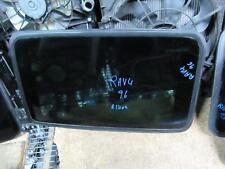 TOYOTA RAV4 ROOF GLASS/SUNROOF/T FRONT SUN ROOF, SXA1#R, 07/94-06/00 94 95 96 97
