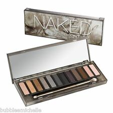 NUOVO NAKED Fumè Professional Eyeshadow Makeup Palette-CONSEGNA GRATUITA con HERMES