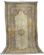 412x220 cm antico tappeto orientale Afghanistan nomadi Feltro Tappeto Feltro feltrug