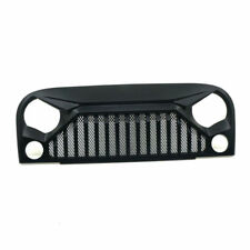 Air Inlet Vent Grille Front Face w/ Metal Mesh for 1/10 RC SCX10 Jeep Wrangler
