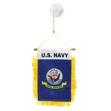 U.S. Navy Mini Window Banner