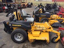 """Used Hustler Super Z 932137 72"""" zero turn riding mower"""